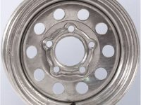 "12"" Galvanized Mod Wheel - W124545GM"