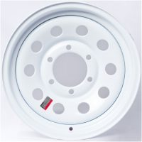 "12"" White Mod Wheel - W124545WM"