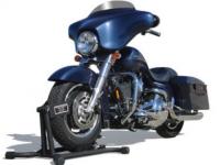 Motorcycle Wheel Chock - LA Chock - BAX FCYSTAM1102