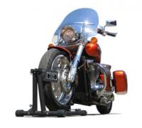 Motorcycle Wheel Chock - Trailer Model - BAX FCYSTAM1202