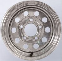 "15"" Galvanized Mod Wheel - W156545GM"