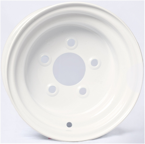 """8"""" Solid White Wheel - W8375440WP"""