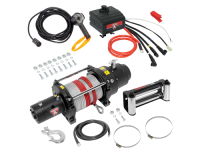 12,000# Electric Winch w/ Rope - RES 500426