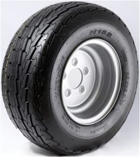 "8"" White Wheel/Tire - WTB8375440SP480B"