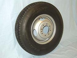 "16"" Dual Wheel/Tire Radial - WTR166865DW235G"