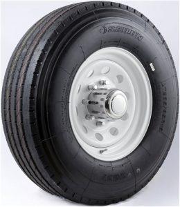 """17.5"""" Single Wheel/Tire Radial - Y380235"""
