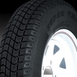 """16"""" White Mod Wheel/Tire - WTB166865WM750E"""
