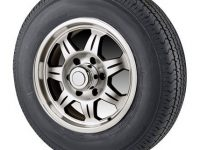 "13"" Aluminum Wheel/Tire Radial - WTR135545A175C"