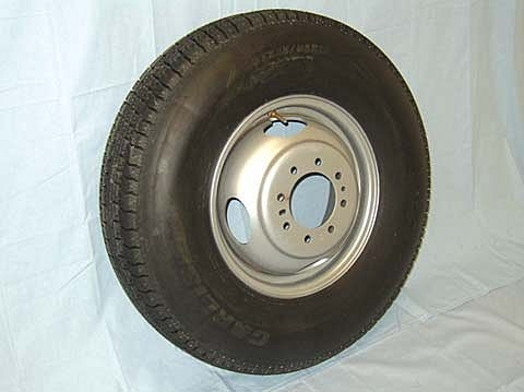 "17.5"" Dual Wheel/Tire Radial - Y380240"