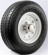 "15"" Radial Ply Tire - TR15225D"