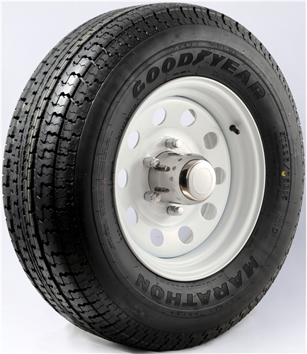 "16"" Radial Ply Tire - TR16235E/MARATHON"
