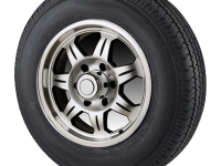 "15"" Aluminum Wheel/Tire Radial - WTR156550A205C"