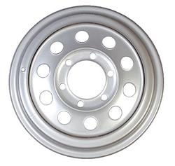 "15"" Silver Mod Wheel - W156655SM"