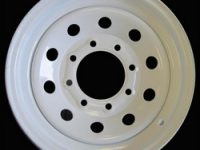 "16"" White Mod Wheel - W166865WM"
