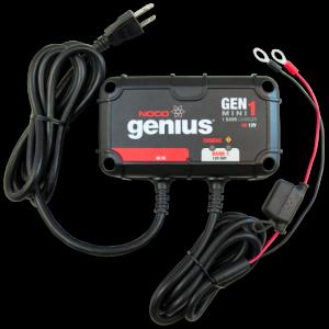 4amp 12V Battery Charger - NOC GENM1