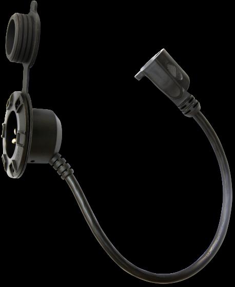 AC Port Plug -- Battery Charger - NOC GCP1