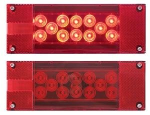 LED S/T/T - Marine Trailer - OPT STL-16RB / 17RB