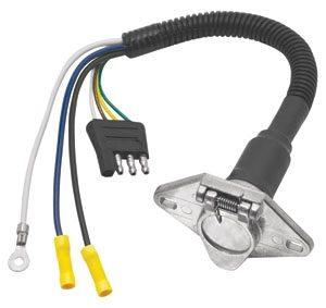 4-way to 6-way Plug Adapter - 20320