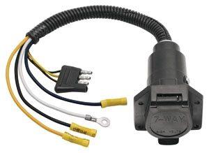4-way to 7-way Plug Adapter - 20321-012