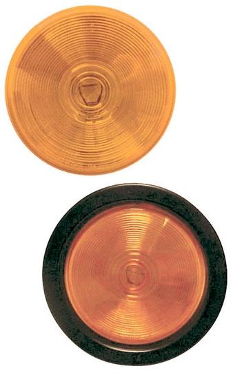 Round Amber Light - ST-44AB