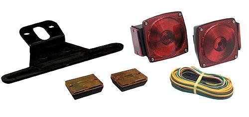 Trailer Light Kit - TL-27BK