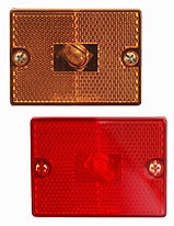 Rectangular Marker Light - MC-36AB
