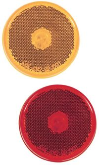 "2.5"" Round Marker Light - MC-57AB / MC-57RB"