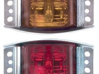 Steel Armored Clearance Light - MC-82AB / MC-83RB