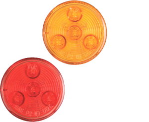 """2"""" Round Market Lights - MCL-55AB / MCL-55RB"""