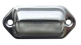 Mini LED License Plate Light - OPT LPL-31CB